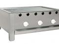 grill à gaz pro grillade 3 modele de table